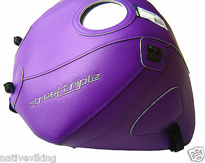 Bagster TANK COVER Triumph STREET TRIPLE 675 R 2011-12 protector IN STOCK 1624C