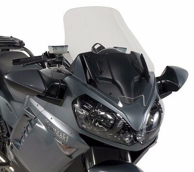GIVI D407ST Kawasaki GTR1400 2007 > 2010 SCREEN clear taller WINDSCREEN 1400 GTR
