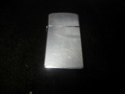 1964 ZIPPO parts cigarette lighter works but doesn't close right old rare cigar