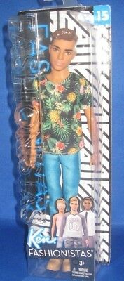 Barbie Collector Fashionistas Barbie Doll Ken (15), New