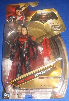 Dc Universe Comics Heat Vision Superman Dawn Of Justice Sammler Figur,Neu