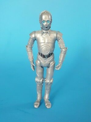 Star Wars 2017 Disney BAD Build a Droid Factory E-3PO Silver Protocol Droid