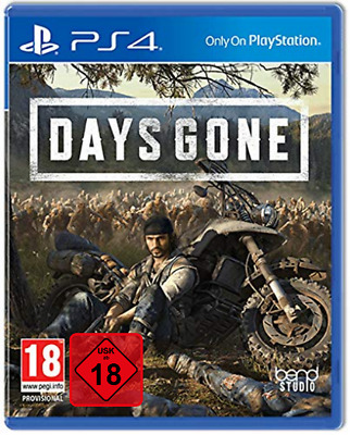 Days gone [Uncut Edition] (Ps4) (New & Sealed) (Express Shipping)