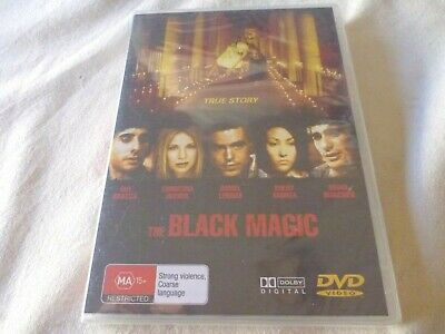 The Black Magic (DVD, 2006) Region Free BRAND NEW SEALED