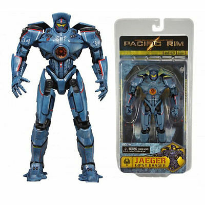 7' Jaeger Gipsy Danger Pacific Rim Series 1  Pvc Action Figures Robot Toy