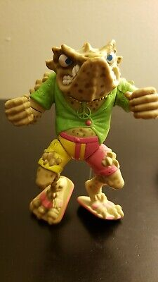 Napoleon Bonafrog 1990 Teenage Mutant Ninja Turtles Playmates Toys action figure