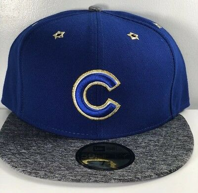 hot sales 3b9ad 5ecf7 Chicago Cubs New Era 59FIFTY MLB All Star Game On Field Cap Mens Size 7 3
