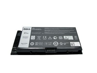 VÉRITABLE ORIGINAL-DELL BATTERIE XXL 97w 5DN1K pour Dell