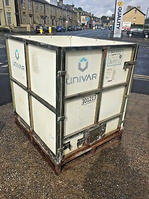Used Collapsible Storage Container Pallet Univar WEST YORKSHIRE £60