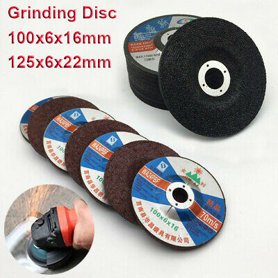 4''/5'' Flap Cutting Grinding Discs Wheels Metal Steel Angle Grinder Polishing