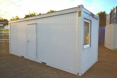 New 20' Office container