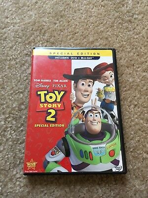 Toy Story 2 Special Edition Bluray + Dvd