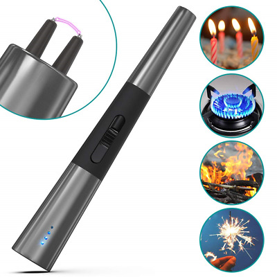 Klearlook USB Lighter Candle Lighter Electric Arc Coil Lighter Rechargeable for