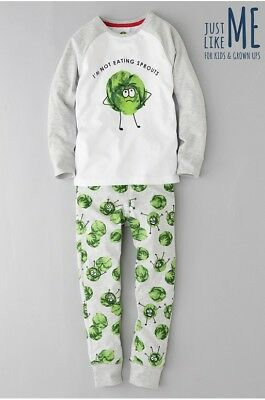 Next Baby Girls Boys Just Like Me Sprout Pyjamas 9-12/12-18/18-24 Months  BNWT!!