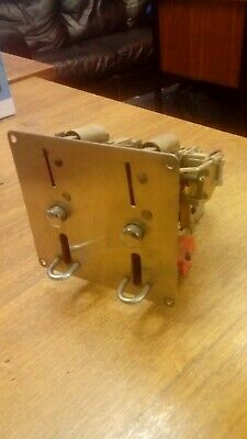 Twin S1 Coin Mechanism Mechanical Complete And With Switches