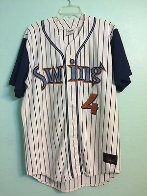 bcc4a8b13 2007 Swing of Quad City (Iowa) St. Louis Cardinals Minor League Game Used