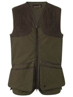 Seeland Winster Classic Shooting Waistcoat - Pine Green - NEW 2019