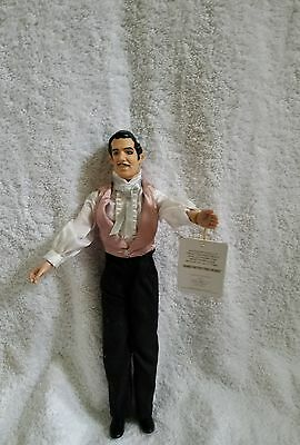 World Doll Rhett Butler doll 1989 Gone With The Wind