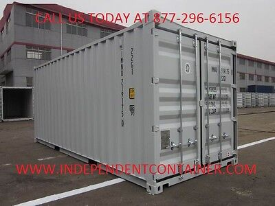 New 20' Shipping Container  Cargo Container  Storage Container in Cincinnati, OH