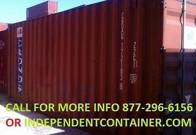 20' Cargo Container / Shipping Container / Storage Container in CINCINNATI, OH