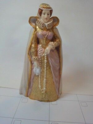 Royal Worcester  Mary Queen of ScotsI Figurine RW2634 by Frederick Gertner,