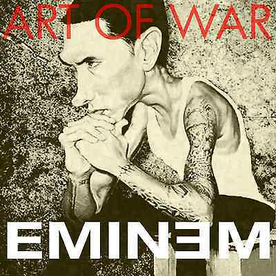 EMINEM RARE: A COLLECTION (15 CDs, 160+ Rare or Leaked songs)