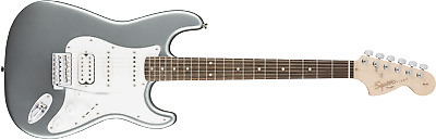 Fender 0310700581Squire Affinity Strat HHS - Slick Silver - NEW !