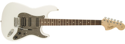 Fender 0310700505 Squire Affinity Strat HHS - Olymic White - NEW !