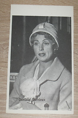 "CP - Carte Postale - Postcard - Postkaart ""Danièle DARRIEUX"" Lotto-Photo"