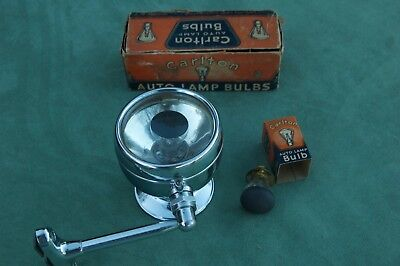 NOS 1930's 1940's 1950's Yankee Combination Spotlight Mirror Replacement Bulb