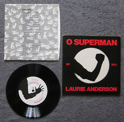 LAURIE ANDERSON-O SUPERMAN-7