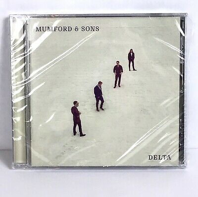 Mumford & Sons Delta CD Factory Sealed New October Skies Picture You B30-11