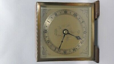 Elliot Mantle Clock 8 Day Non Striking /manual Wind Up