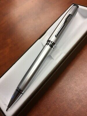 Cross Coventry Satin Chrome Ballpoint Pen