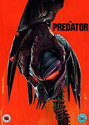 The Predator DVD [2018] - Region 2 UK