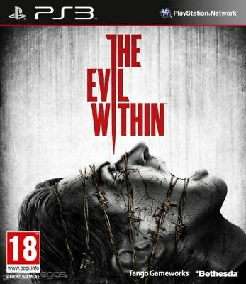 THE EVIL WITHIN Ps3 (Lee antes de comprar)