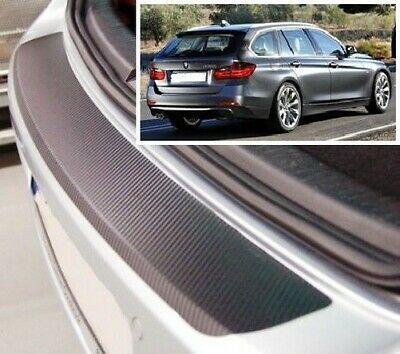 BMW 3 Series Touring F31 - Carbone Style Pare-Chocs Arrière Protection