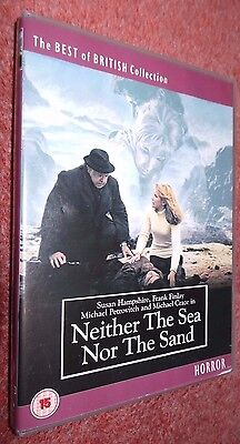 Neither Sea Nor The Sand (1972) DVD Best of British,Susan Hampshire,Frank Finley
