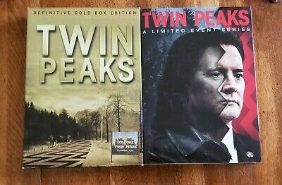 Twin Peaks - Definitive Gold Box Edition & Limited Event Series - DVD