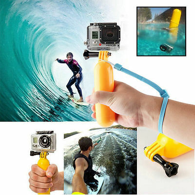 Floating Hand Grip Handle Mount Accessory Float for Gopro Hero 1 2 3 +4 Camera E