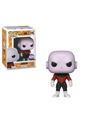 Funko Pop Dragon Ball Z Jiren Exclusive Sticker  #516