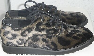Girls Tu Shoes Size 12 Eur 30 Lightweight Trainers Sneakers Pumps Soft Touch Vgc
