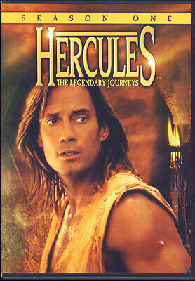 Hercules - The Legendary Journeys - Season One (Keepcase) (Dvd)