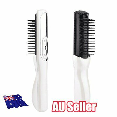 Laser Treatment Comb Anti-Hair Loss Hair Growth Regrowth Therapy Massage Brush#N