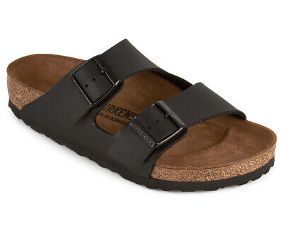 Birkenstock Arizona Unisex Regular Fit Sandal - Black AP228