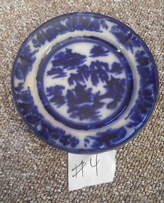 # 4  Flow blue plate  old one