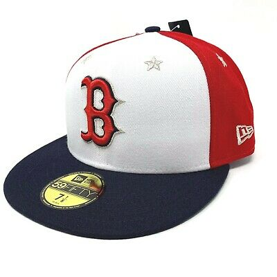 4dc7302219fbdb New Era Boston Red Sox 2018 MLB All-Star Game On-Field 59FIFTY Fitted