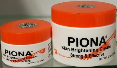 Piona Strong Bleaching Cream new formulation