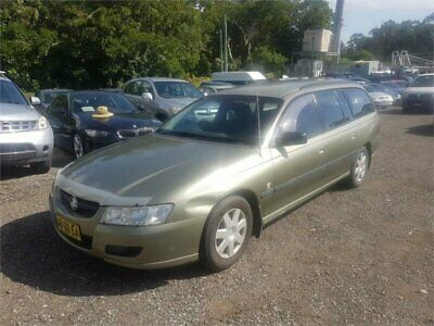 2004 Holden Commodore VZ Executive Grey Automatic A Wagon