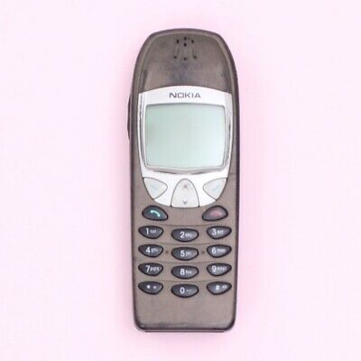 Vintage Nokia 6210 Mobile Phone *SOLD AS IS*